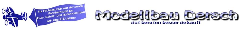 Modellbau Dersch